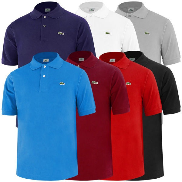 4b129b6b618 Camisa Lacoste Original 100% Algodão Camisa De Marca Peru - R  154 ...