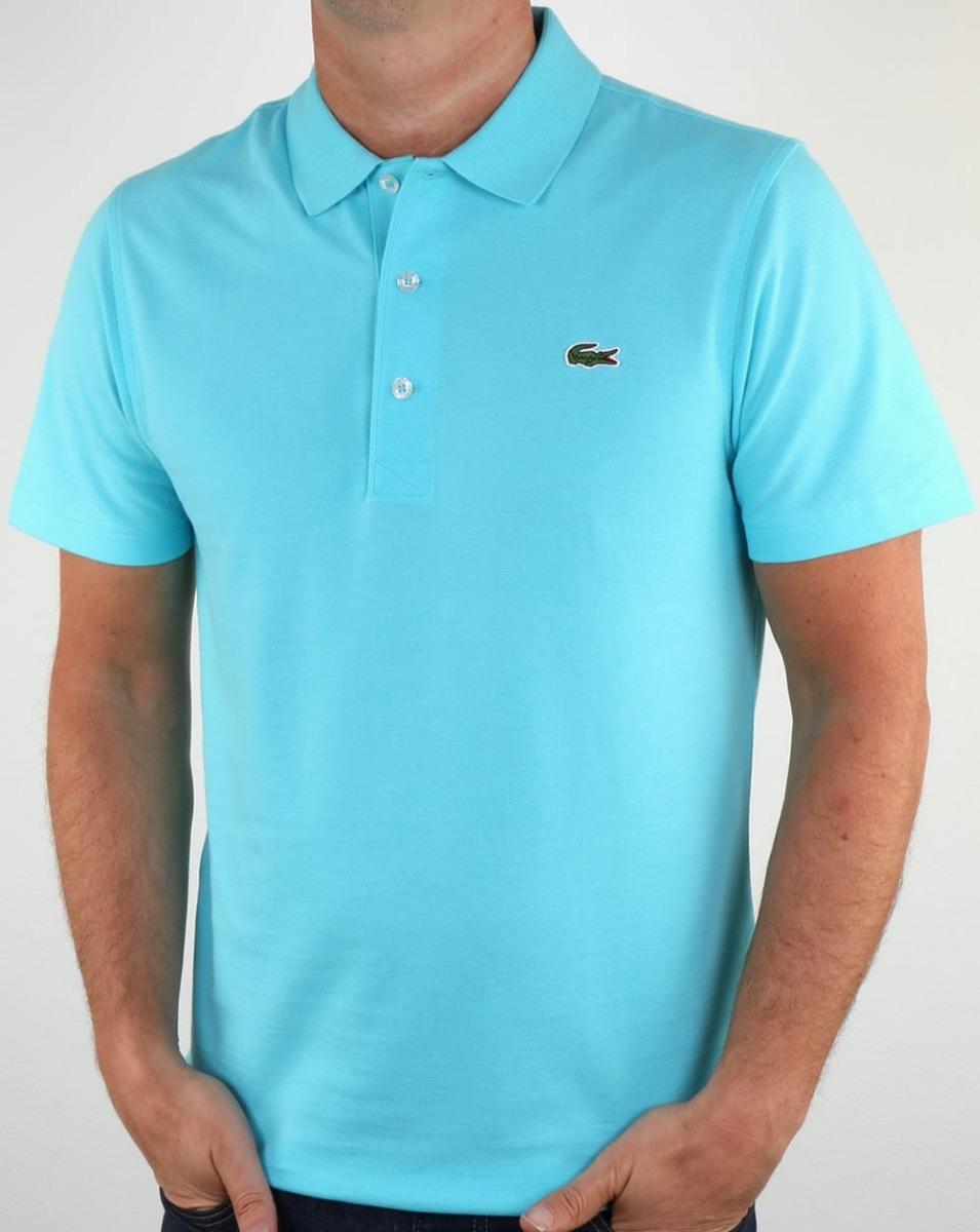 a68c74b8b44 camisa lacoste original 100% algodão camisa de marca peru. Carregando zoom.