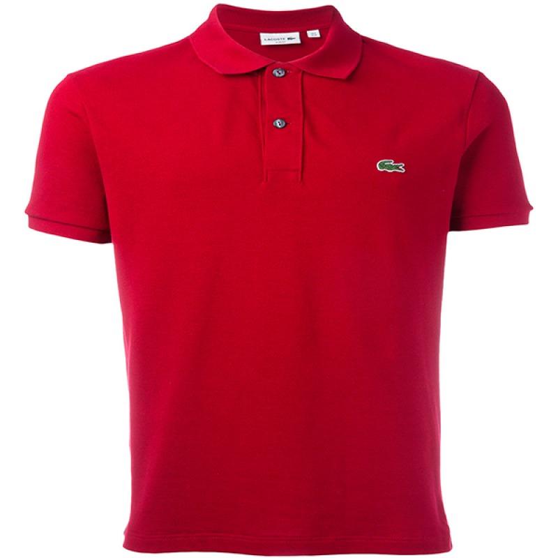 80d1696e0fe camisa lacoste original tecido piquet pima botão madrepérola. Carregando  zoom.