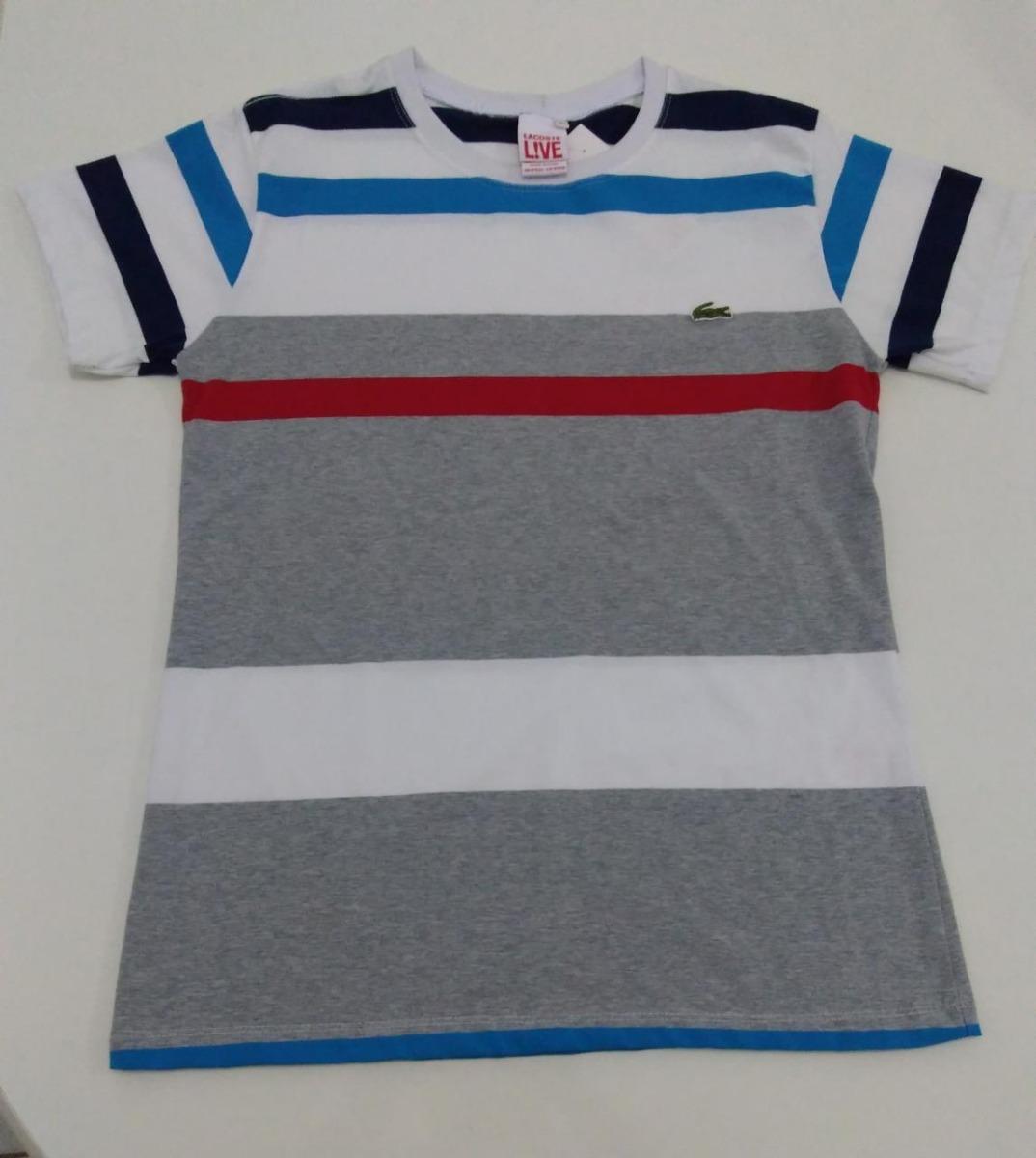Camisa Lacoste Peruana Original - R  120,00 em Mercado Livre b05c105037