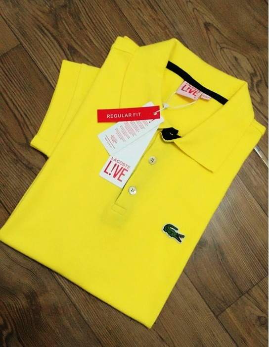 3ccfa411260f0 Camisa Lacoste Promoção Peruanas Importadas - R  54,00 em Mercado Livre