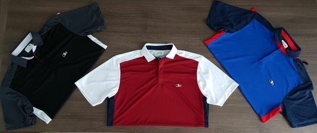 Camisa Lacoste Sport Original - R  169,99 em Mercado Livre f4ba9305e8