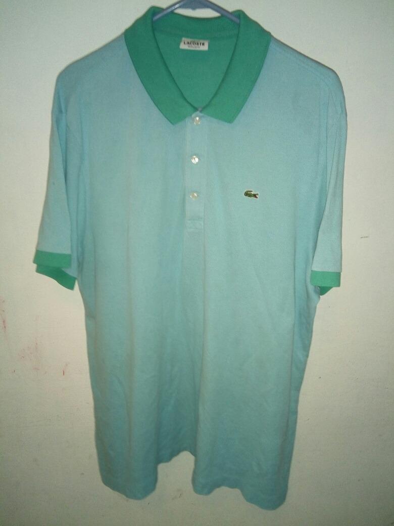 681003363ef Camisa Lacoste Talla 7 Original -   350.00 en Mercado Libre