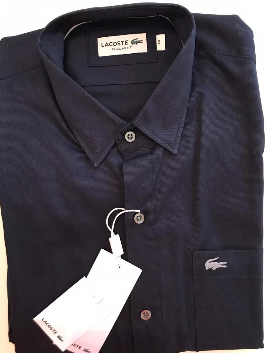 Camisa Lacoste Talle M L Xl -   1.990,00 en Mercado Libre a52c1a8d40
