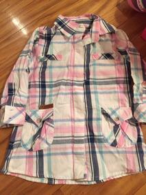 f626af1e5 Camisa Escocesa Para Nena Talle - Ropa y Accesorios en Mercado Libre ...
