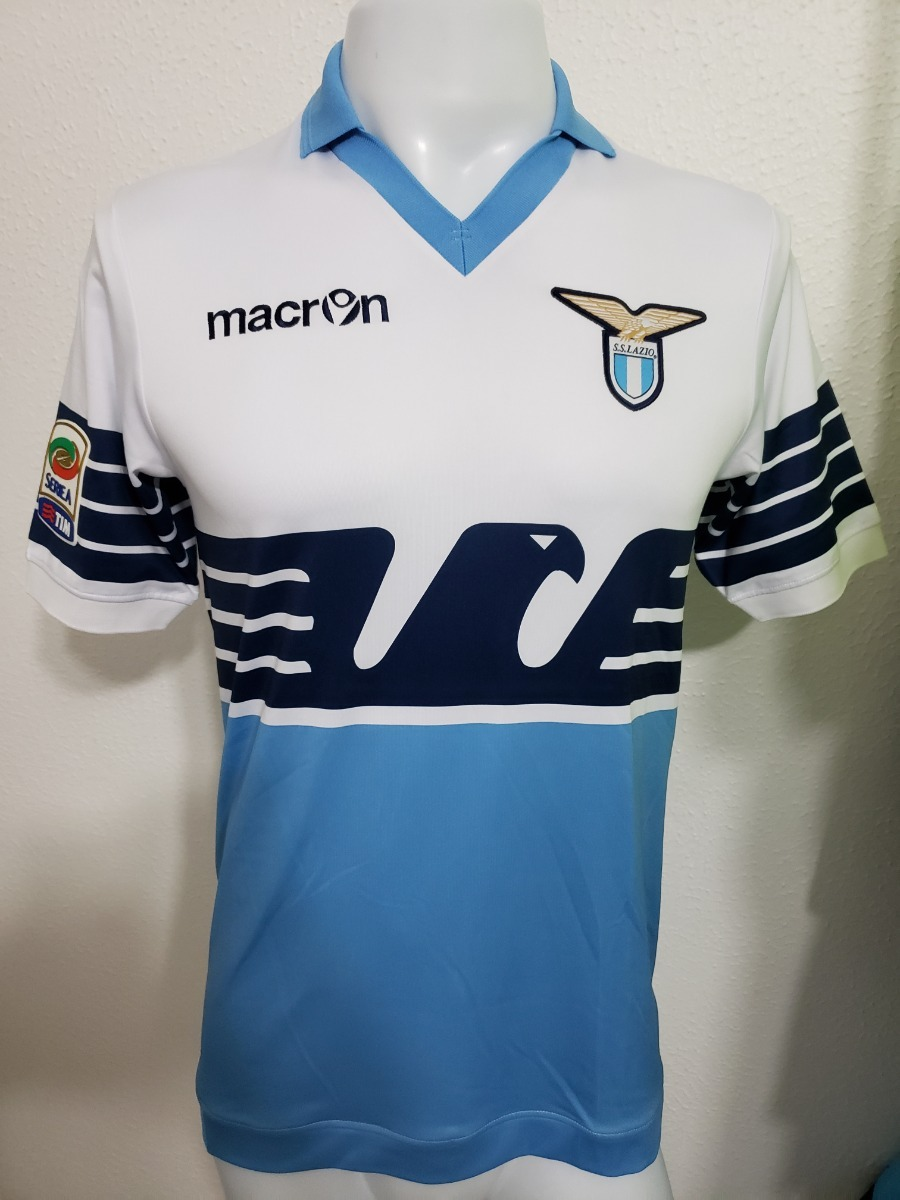 Camisa Lazio Away 16-17 Djordjevic 9 Calcio Importada - R  180 4238bb800aece