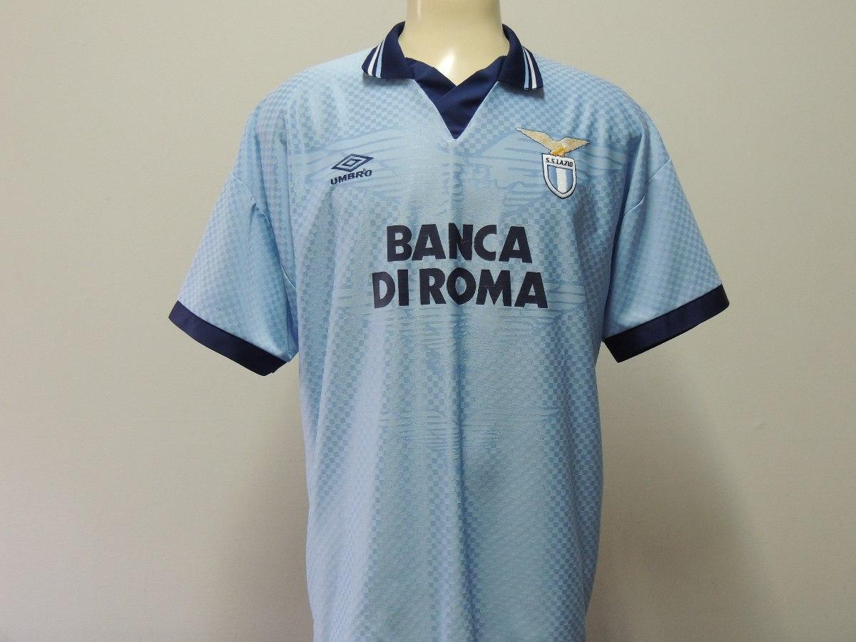 cfd88dada3 Camisa Lazio Home 1995  11 Signori Tam. Gg - R  499