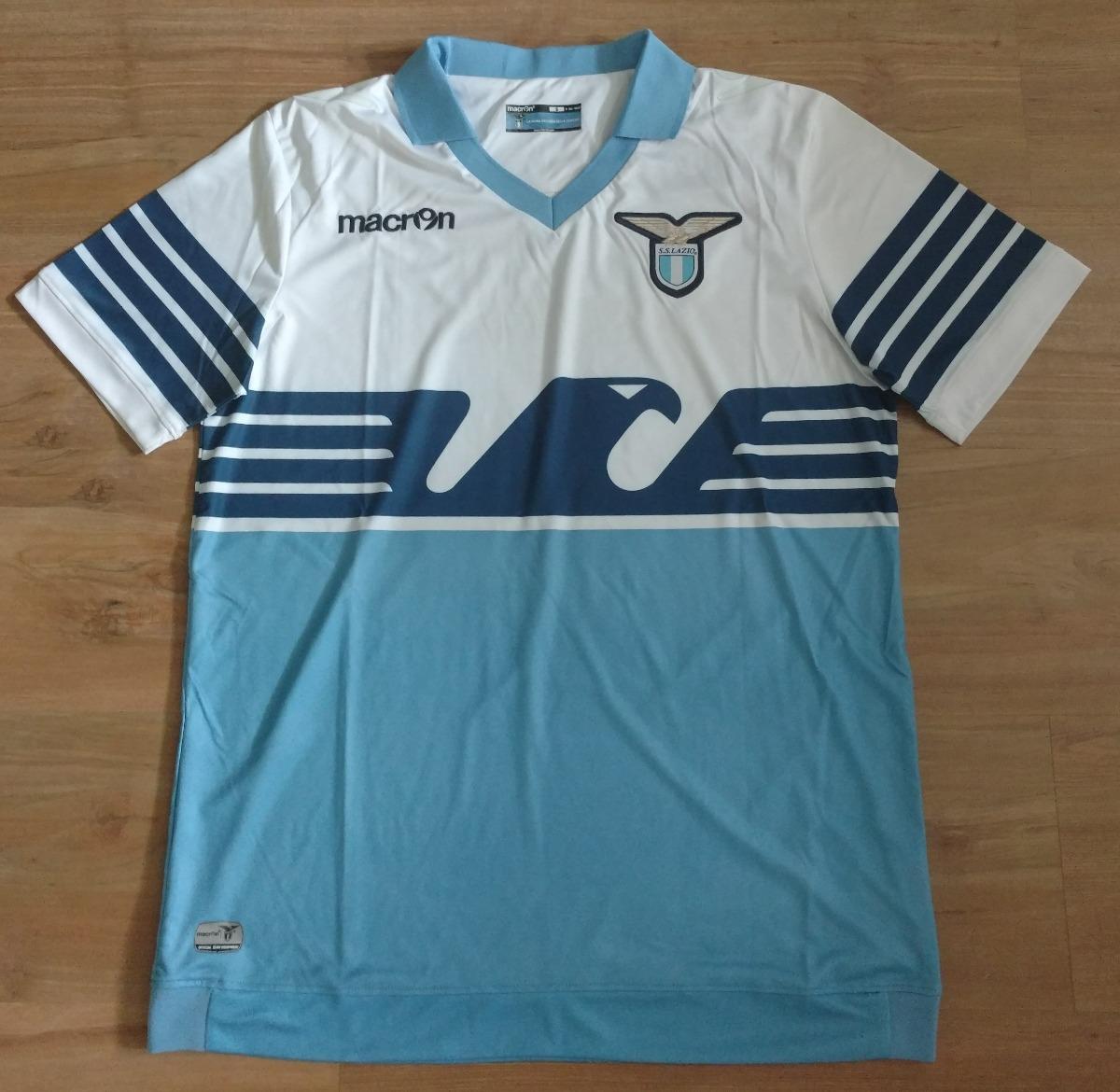 7c77ee70e4 Camisa Lazio Third 15/16 Klose 11 - R$ 150,00 em Mercado Livre