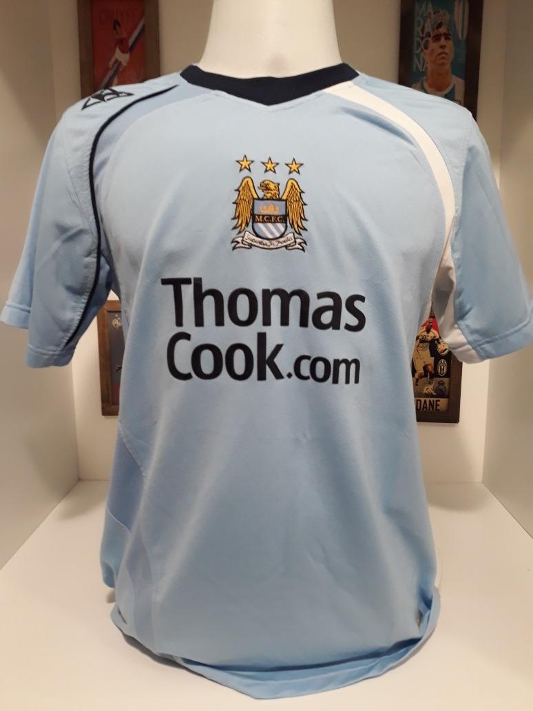 136845d550 Camisa Le Coq Sportif Manchester City - R$ 225,00 em Mercado Livre