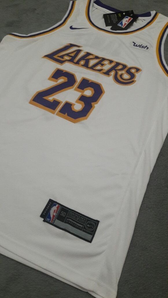 huge discount 572ff 46e01 Camisa Lebron James #23 L.a Lakers Authentic Nba 2020