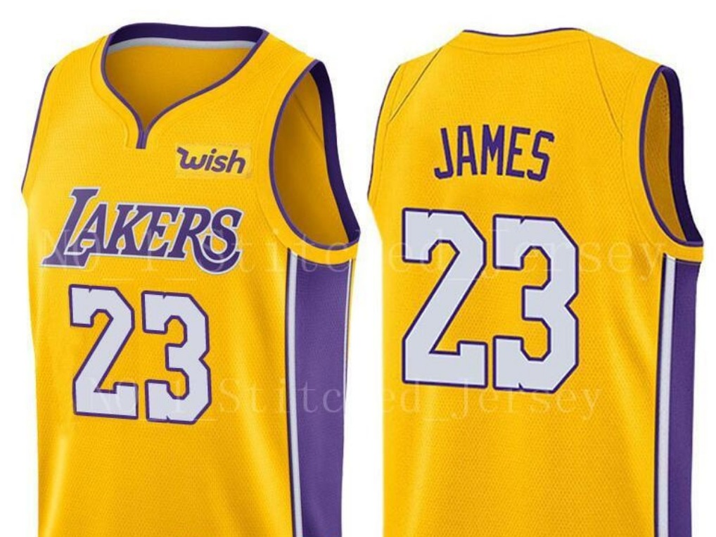 camisa lebron james los angeles lakers nba. Carregando zoom. 7c5e49b0847be