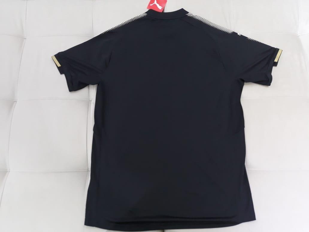 Camisa Leicester 17 18 - G - Puma - Original !!! - R  215 5229aa21e4027