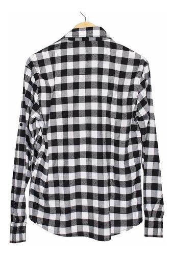 camisa  leñadora  azar  cs001