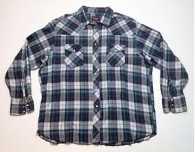 f474baef56 Camisa Leñadora Wrangler Hombre - Ropa y Accesorios en Mercado Libre ...