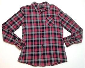 5dc132d949 Camisa Leñador Mujer Rosa - Ropa y Accesorios en Mercado Libre Argentina
