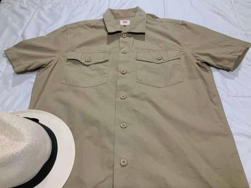 camisa levis estilo explorador talla m