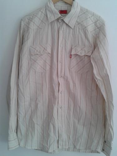 camisa levi's hombre