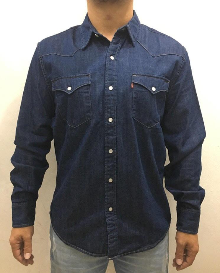 camisa levi s jeans levi strauss   co san francisco. Carregando zoom. 528952eedc2