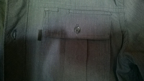 camisa levis small gris
