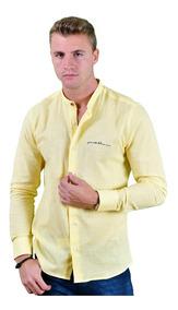 zapatos deportivos elegir oficial 2019 real Camisa Kuzzen Hombre - Camisas de Hombre Amarillo en Mercado ...