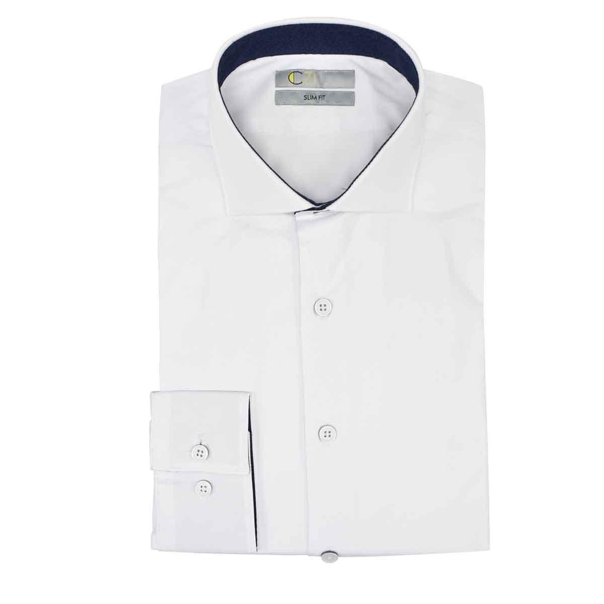 fc11a5a4f8 Camisa Lisa C71 -   900.00 en Mercado Libre