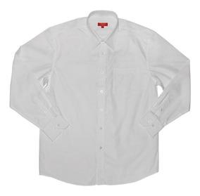 623bd491b Camisa Lisa Corte Clásico Con Bolsillo 60061/1 Jean Vernier
