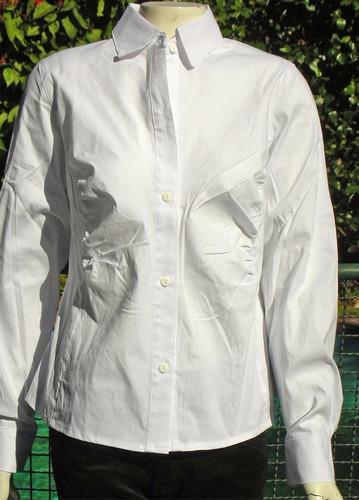 camisa lisa elastizada talles grandes h/ 60 sirenemoda