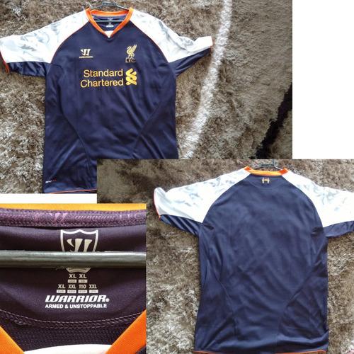 camisa liverpool 2012
