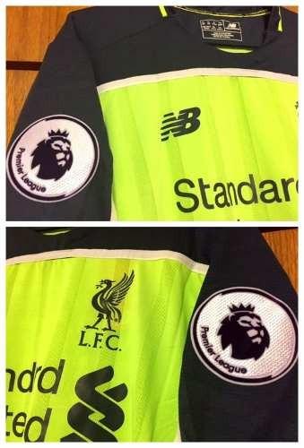 509ad61c8e Camisa Liverpool 2016 17 Lallana  20 Uniforme 3 Completa - R  279