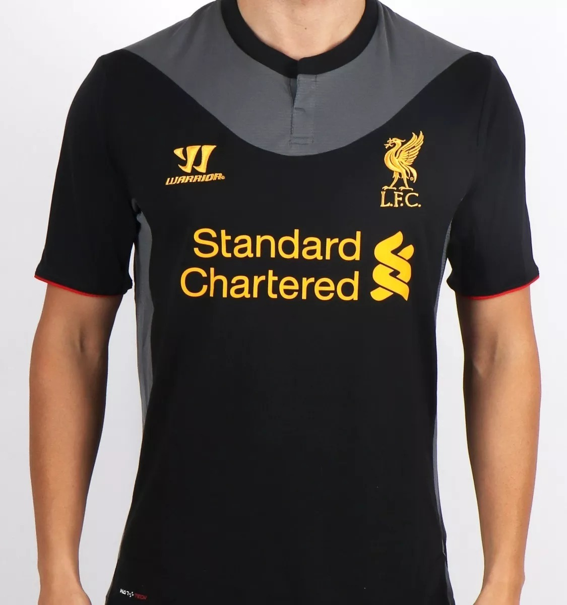 bba94d65f Camisa Liverpool Football Club 2013 Warrior - Inglaterra - R  120