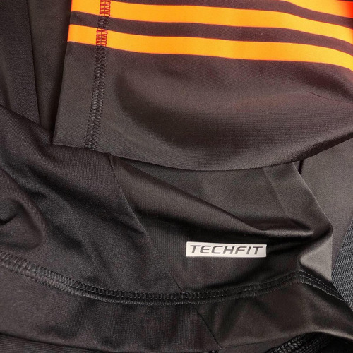 camisa liverpool goleiro 2011-2012 tam 12/gg adidas techfit