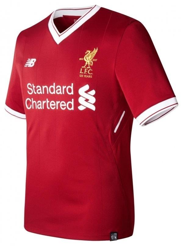 Camisa Liverpool Home 17 18 - Original Torcedor - R  150 ae7ced8704bce