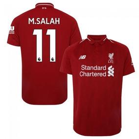 b7166f80d8d49 Camisa Do Mohamed Salah - Camisas de Futebol Club internacional Liverpool  com Ofertas Incríveis no Mercado Livre Brasil