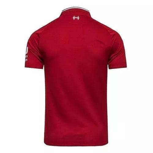 camisa liverpool home 18/19 frete grátis
