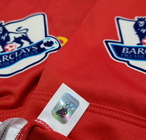 camisa liverpool inglaterra 2012 home warrior tam ggg xxl