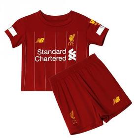 8eb8b61815e33 Camisa Liverpool Salah Infantil Times Ingleses - Camisas de Futebol com  Ofertas Incríveis no Mercado Livre Brasil