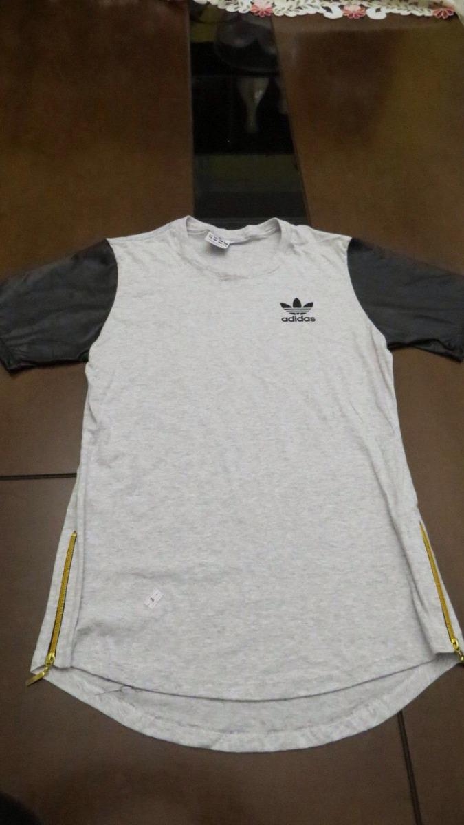 86f1d2624 camisa long line adidas. Carregando zoom.