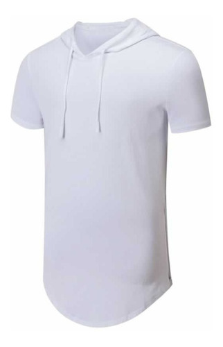 camisa longline oversized com capuz swag básica c32 vcstilo