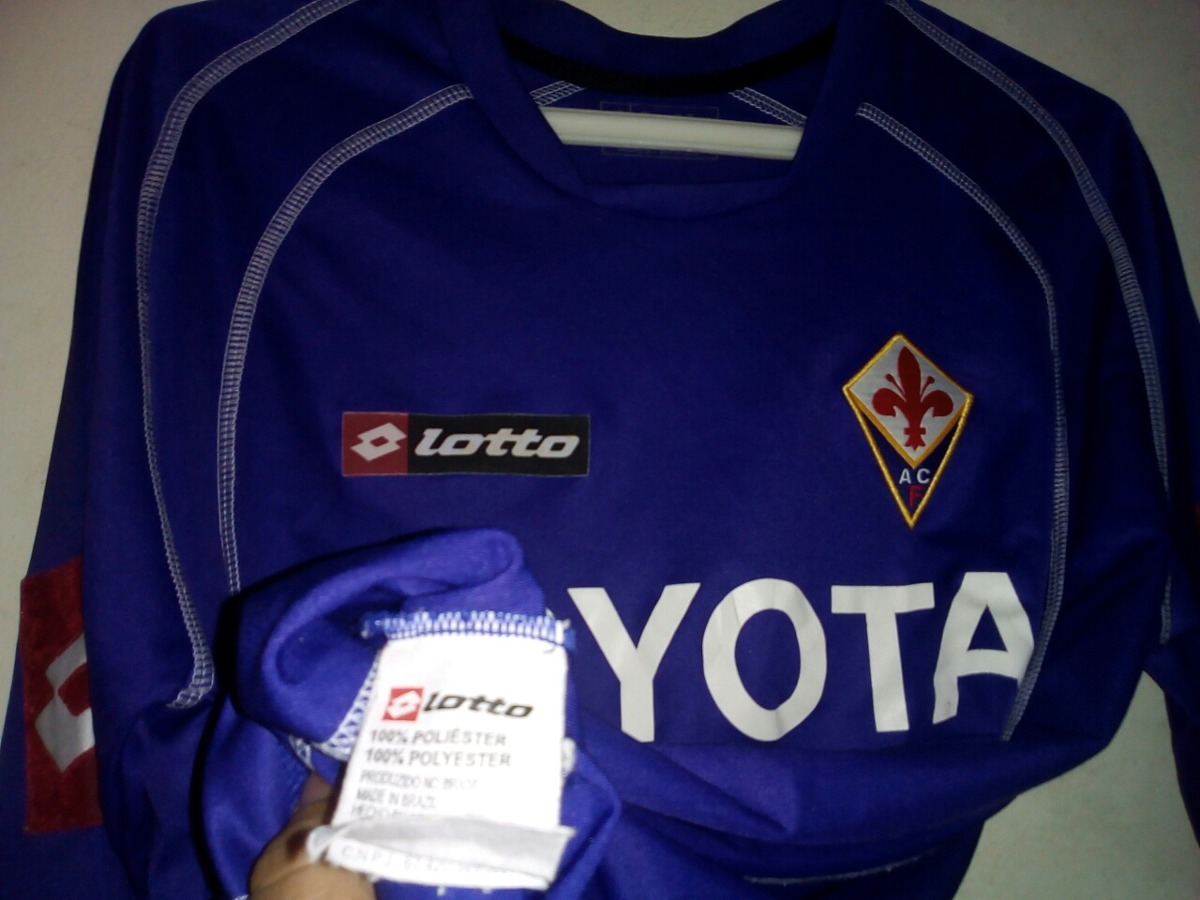 camisa lotto fiorentina oficial. Carregando zoom. 0d03780ad277d