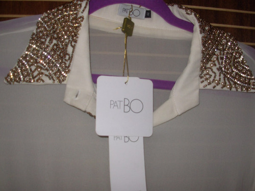 camisa luxo patricia bonaldi (patbo)