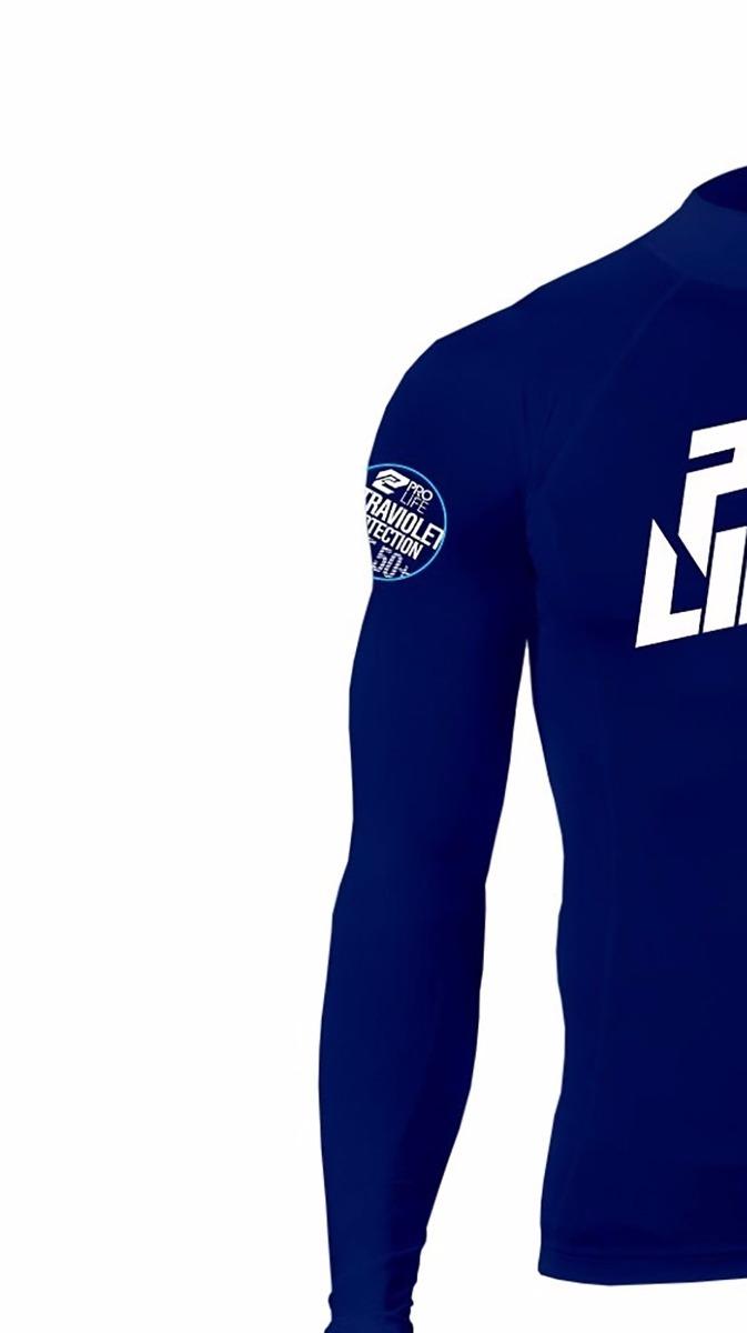 99f873e68445b camisa lycra manga longa surf caiaque pesca prolife m. Carregando zoom.