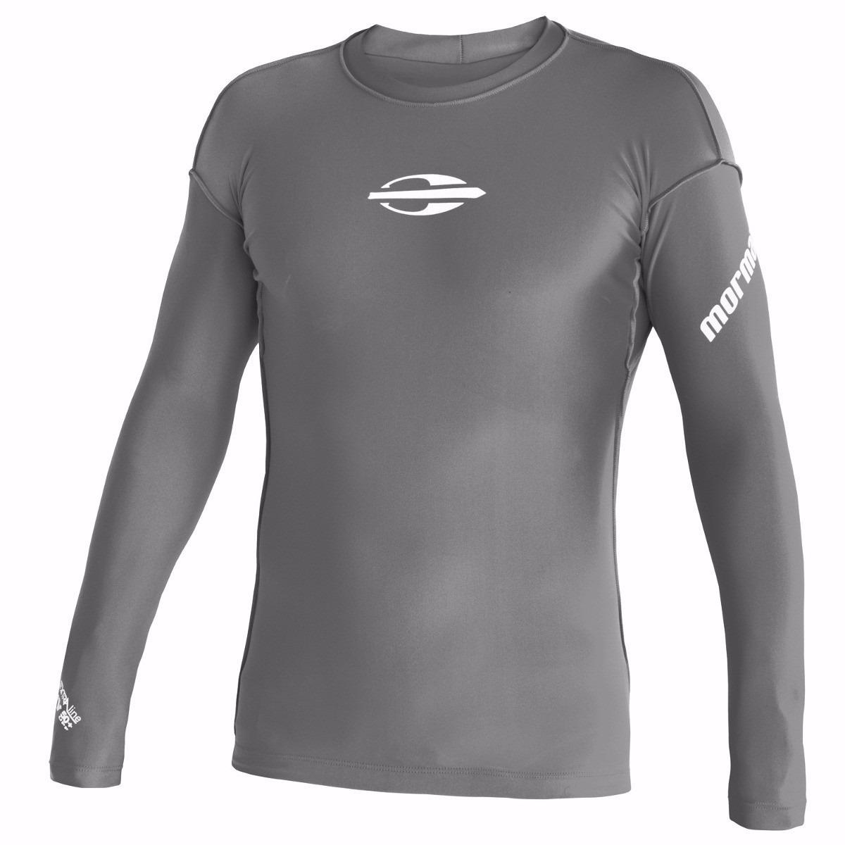 c608fea39e Características. Marca mormaii  Modelo extraline  Gênero Masculino   Material da camiseta Lycra  Tipo de manga Longa