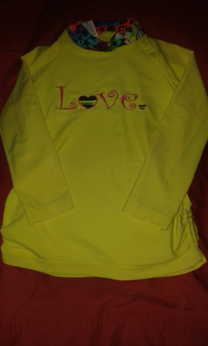 06ccd0503fc45 camisa lycra playera niña (8). Cargando zoom.
