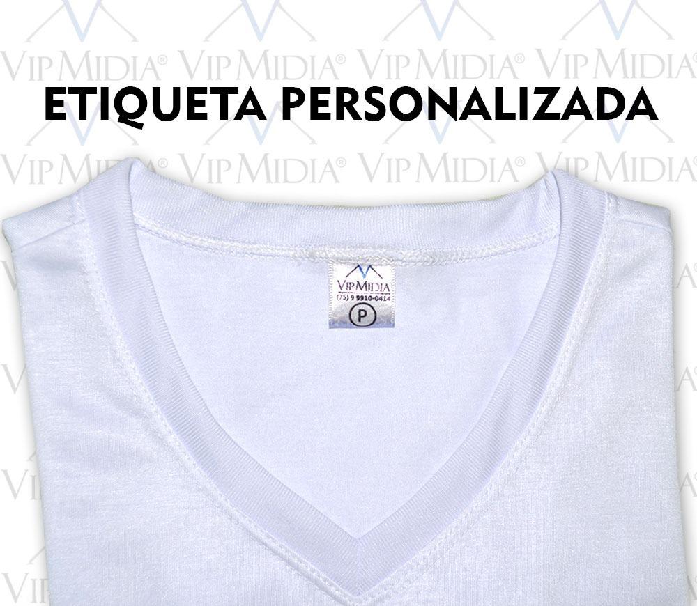 dbf5717c81 camisa malha pp para sublimação com etiqueta personalizada. Carregando zoom.