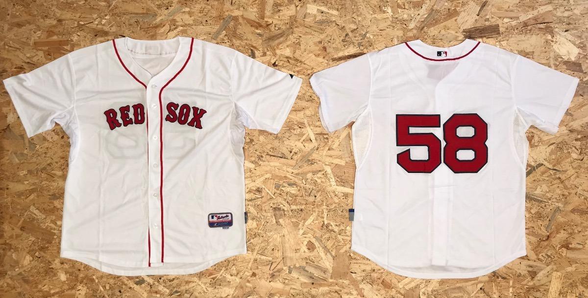 Camisa Malla Jersey Beisbol Mlb Red Sox -   70.000 en Mercado Libre 47e4e7f9534