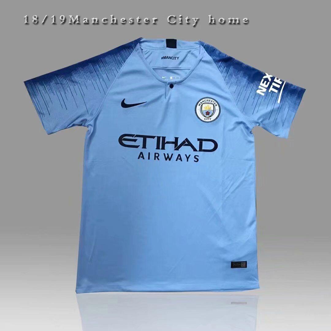 f10d6dfe8ad1b camisa manchester city 2018-2019 nova original frete gratis. Carregando zoom .