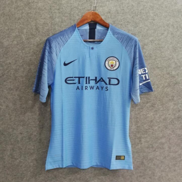 956de295dfbe0 Camisa Manchester City 2018 Original Versão Jogador S nº