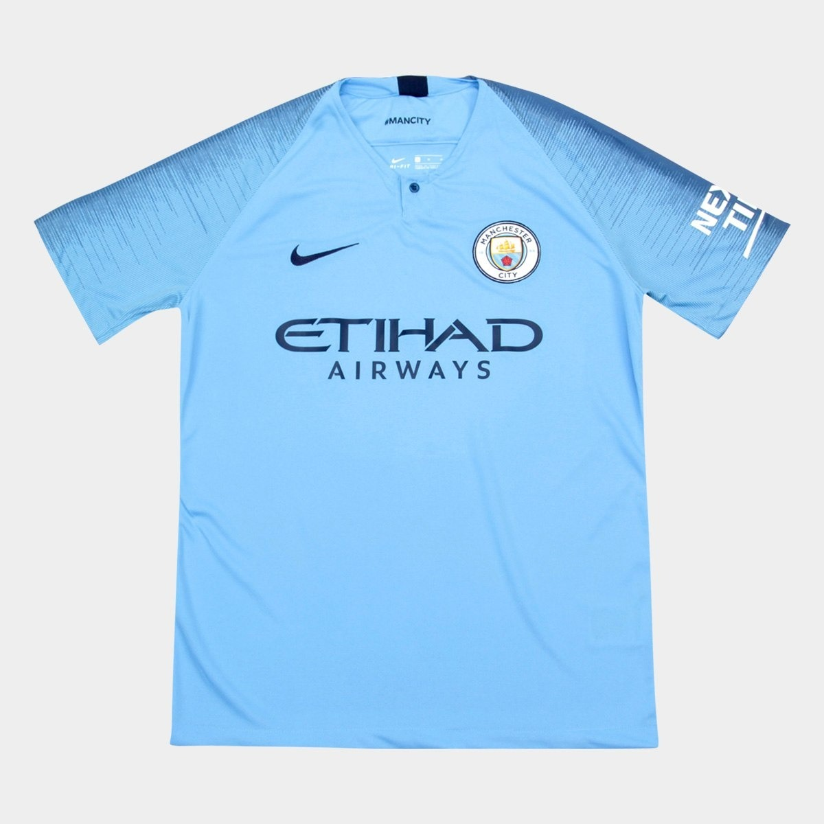 Camisa Manchester City 18 19 S n° Nike Oficial Torcedor - R  139 9dc4c66c791dd