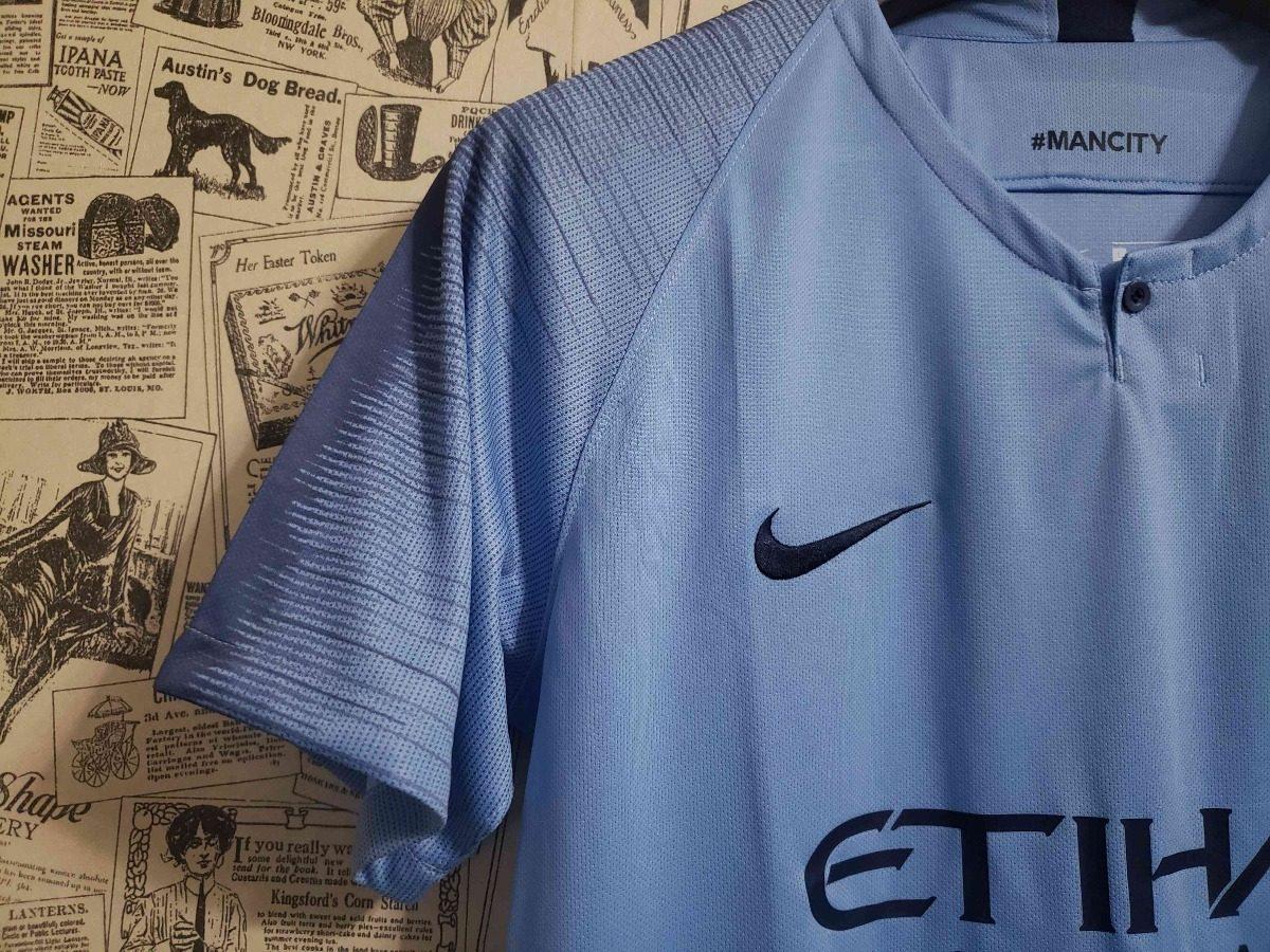 93e99132830c8 camisa manchester city home oficial 2018-2019. Carregando zoom.