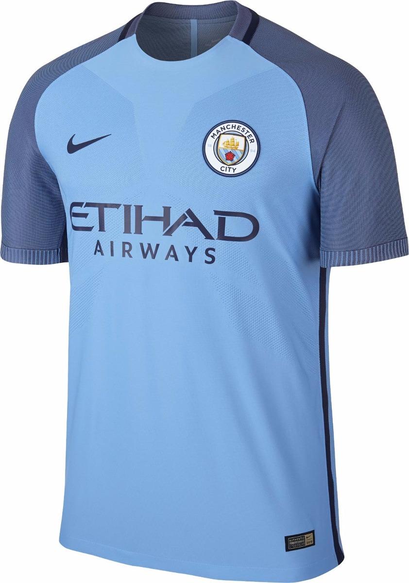 1edc50c48873e Camisa Manchester City - Original - 2016 2017 - Frete Grátis - R ...
